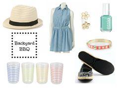 what to wear to a backyard bbq