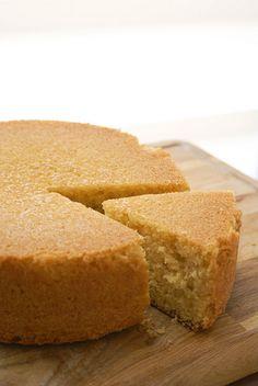 Basic Vanilla Sponge Cake