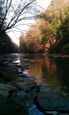 Chagrin River, Cleveland, Ohio