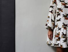 """Marlboro Man"" mini dress by Karavan, clothing for the wanderers"