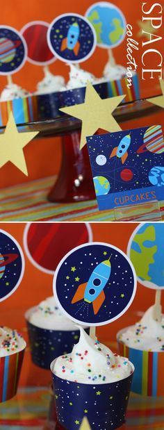 Space Party Ideas I
