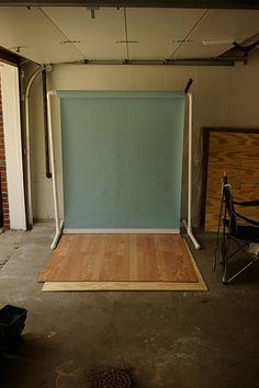 DIY Backdrop stand |Pinned from PinTo for iPad|