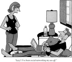 GENIUS | Cartoons from the Issue of August 6th, 2012 : The New Yorker