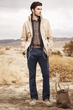 men style, casual styles, guy fashion, men fashion, club monaco, dress guy, facial hair, boy club, coat
