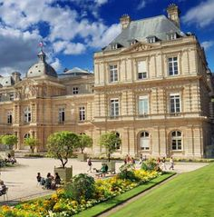Nothing says Paris like the Luxembourg Gardens. Bordered by Saint-Germain-des-Prés and the Latin Quarter, these lovely gardens are beloved by Parisians longing to bask on a lawn chair in the sunshine or enjoy an impromptu picnic. grand palac, lawns, paris latin quarter, chairs, beauti place, gardens, europ, franc, luxembourg garden
