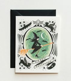 Witch of the West Card ~ Rifle Paper Co.
