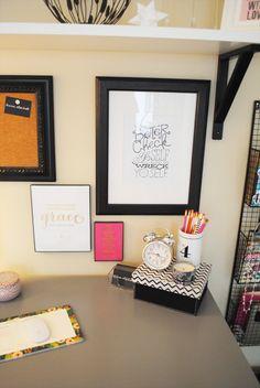 Lauren Elizabeth: Apartment Style: Bedroom