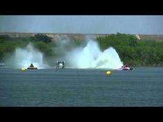 The Greatest Show On Water: Top Fuel Hydros (HD)