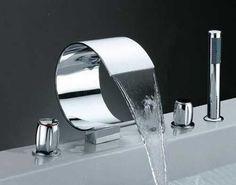 Modern Bathroom Faucets Bathroom Design Trends  www.OakvilleRealEstateOnline.com