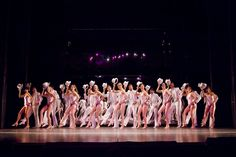 Berkshire Theatre Group's production of A Chorus Line, 2012 at The Colonial Theatre. Photo by Chris Reis