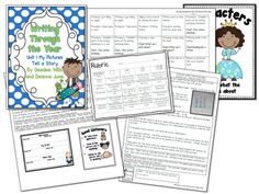 Kindergarten Writing Workshop Lesson plans!
