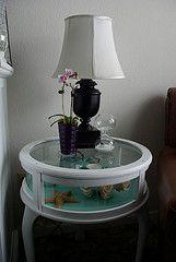 Curio table!