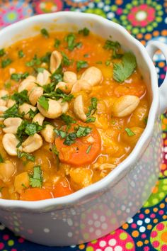 Chicken & Butternut Squash Red Lentil Stew