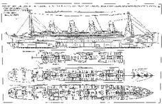 Plano 2 del Titanic