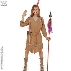 Disfraz de Cheyenne #infantil #disfraces #cheyenne