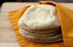 Homemade Pitas