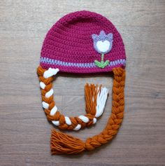 Princess Hat Inspired Princess Anna Hat Princess by CapricesPieces