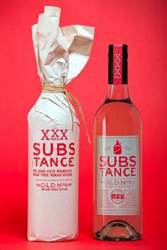 Substance Packaging #packaging