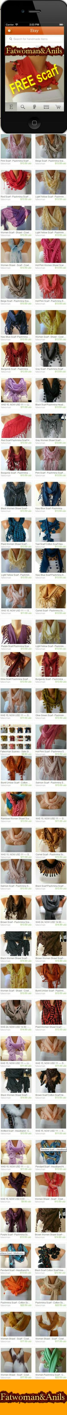 FATWOMAN (Free Scarf + Express Shipping) $13.50