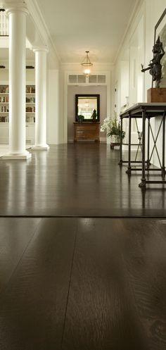 Color of hardwood floors