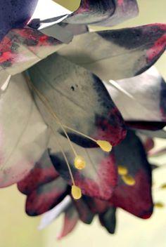 (Paper flower?)