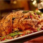 Cherry-Glazed Turkey