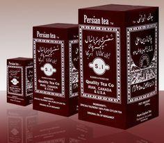 Quality Tea Co Shamshiri Persian Tea.  It is my favorite!