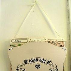 hanging folder...
