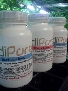 Edi Pure Blueberry Belts & Cherry Drops 250mg for $24.00 Each  Edi Pure Cherry Bombs 500mg for $44.00 Each