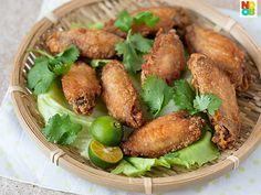 chicken recip, recip airfryer