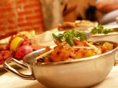 Curry Dish at Bricklane Curry House (New York, NY). #UniqueEats #curry