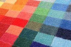 How to Dye a Carpet