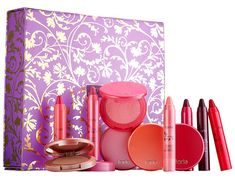 The new Tarte Dream Come Hue Collector's Set ($175)