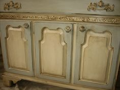 french painted furniture - Google Search