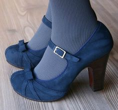 I need my Blue Suede shoes!