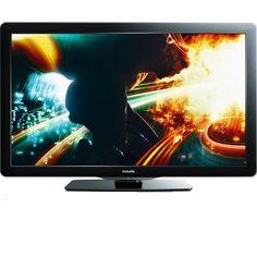 Philips 55PFL5706/F7 55-inch 1080p 120 Hz LCD HDTV with Wireless Net TV, Black
