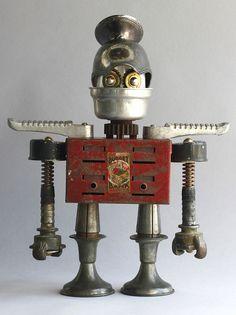 (2013-11) Robot