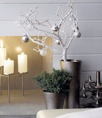 Modern holiday design inspiration.