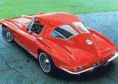 1963 Split-Window Chevrolet Corvette