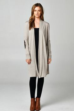 Long coverup cardi cape wrap - women love this.