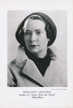 "Uncover a 1936 interview with ""Gone with the Wind"" author Margaret Mitchell from American Masters."