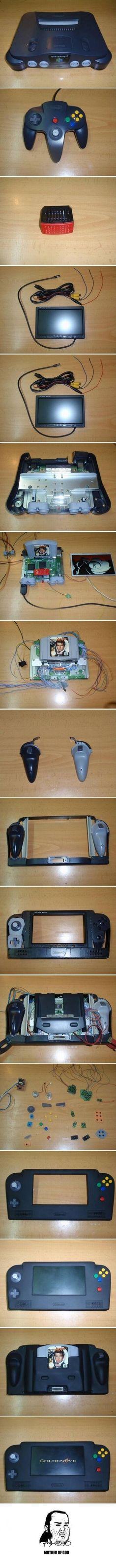 DIY Nintendo