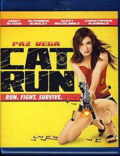 Win CAT RUN on Blu-ray