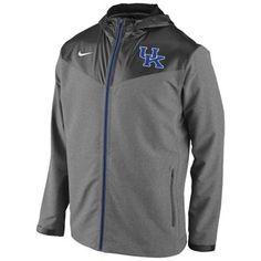 Kentucky Wildcats Nike Sweatless Jacket – Royal Blue