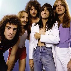 Journey with Steve Perry...I lost a lot of things to this band