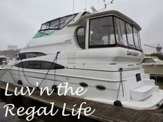 Luv'n the Regal Life: We are living aboard in Baltimore. The blog follows our Chesapeake Bay adventures and learning to live aboard in Baltimore, MD.