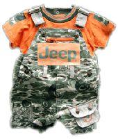 Jeep camo overalls a