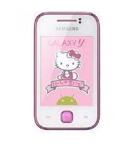 Samsung Galaxy Y S5360 NEW Hello Kitty Unlocked - Pink