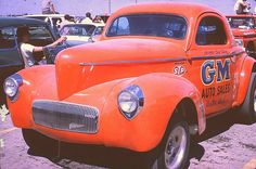THE GM AUTO SALES WILLYS COUPE