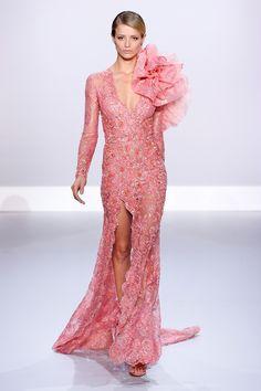 Ralph & Russo : Runway - Paris Fashion Week - Haute Couture S/S 2014